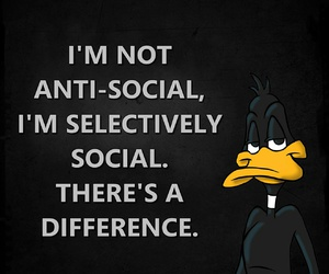 antisocial, social, and selectively image