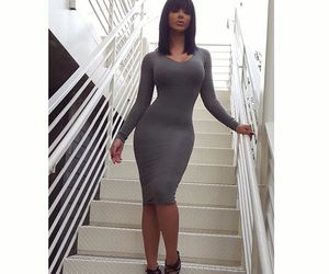 body and dress image