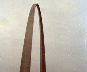 1974, arch, and gateway image