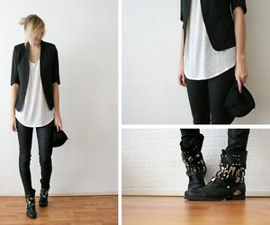 heart, lookbook, and pants image