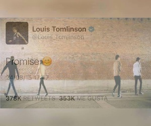believe, louis, and tomlinson image