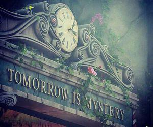 tomorrow, mystery, and Tomorrowland image