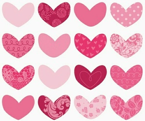 wallpaper, love, and heart image