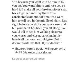 love quotes, quotes, and unrequited love image