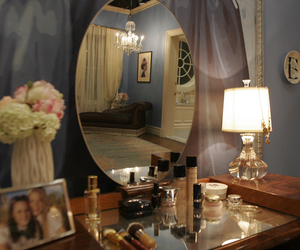 blair waldorf, bedroom, and gossip girl image