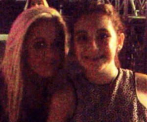 one direction and lottie tomlinson image
