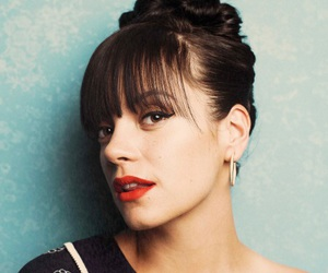 lily allen, singer, and perfect image