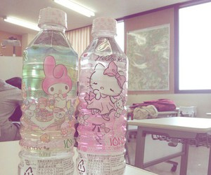 aesthetic, hello kitty, and japan image