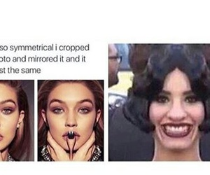 face, funny, and tumblr post image