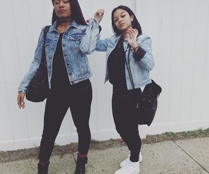 squad, wolftyla, and squad goals image