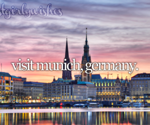 city, germany, and girly image