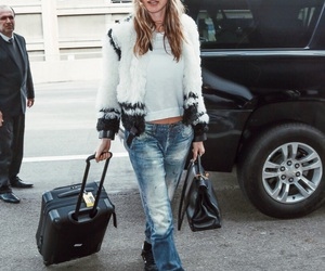 Behati Prinsloo and model image