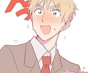 blush, hetalia, and anime boy image