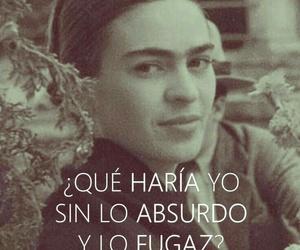 frida kahlo, yo, and fugaz image