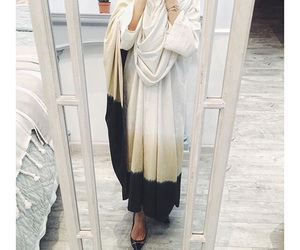 arabic, fashion, and abaya image