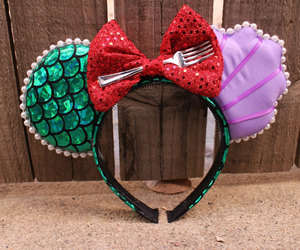etsy, disneybound, and the little mermaid image