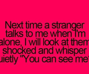 funny, strangers, and teenager post image