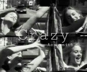 aerosmith and crazy image