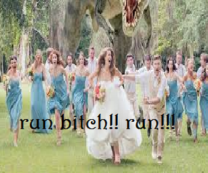 dead, running, and run bitch run image