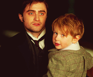 child, actor, and daniel radcliffe image