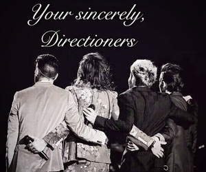 always, one+direction, and black+and+white image