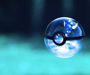 pokemon and pokeball image