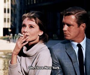 new york, movie, and love image
