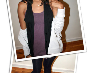 black woman, ethnicity, and gold shoes image