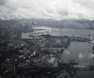 asian, city, and scapes image