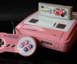 nintendo, game, and pink image