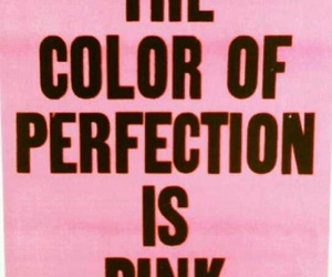 color, pink, and perfection image