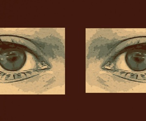 blink, eyes, and my image