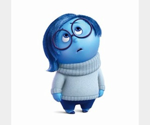 sadness and inside out image