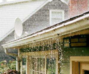 rain, house, and home image