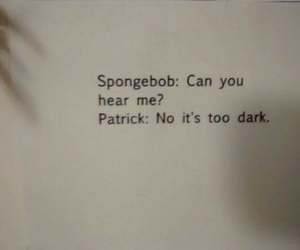spongebob, patrick, and funny image