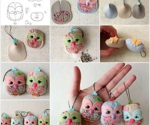 diy, owl, and crafts image