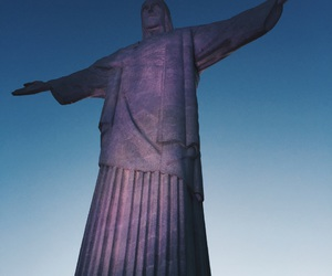 attraction, brazil, and Christ image