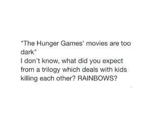 funny, prim, and the hunger games image