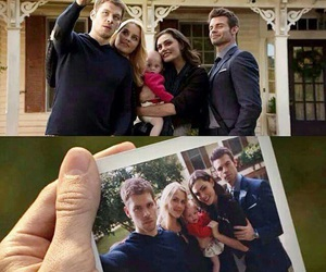 family, hope, and klaus image