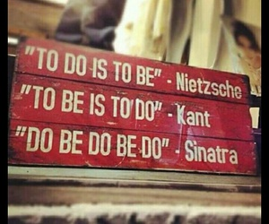 sinatra, kant, and quotes image