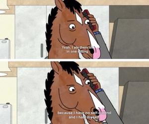 quite and bojack horseman image