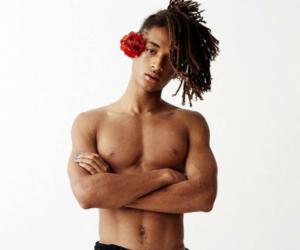 jaden smith, boy, and model image