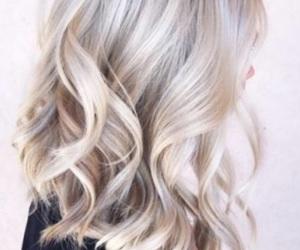 short hair, blonde, and hair image