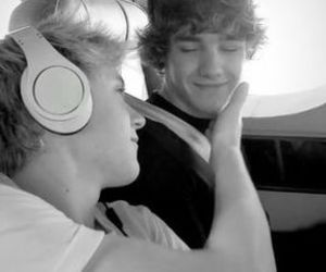 niall horan, history, and liam payne image