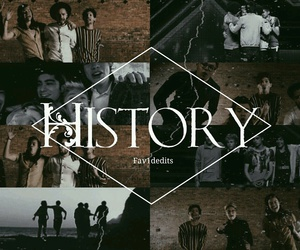 history, wallpaper, and one direction image