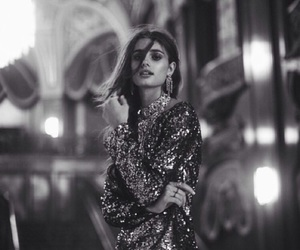 taylor hill, model, and dress image