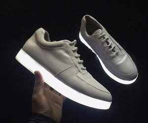 fashion, light, and shoes image