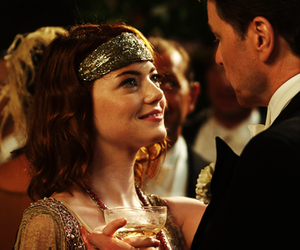 emma stone, magic in the moonlight, and love image