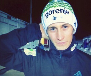 ski jumping, ski jumpers, and peter prevc image