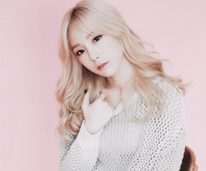 taeyeon, kpop, and girls generation image